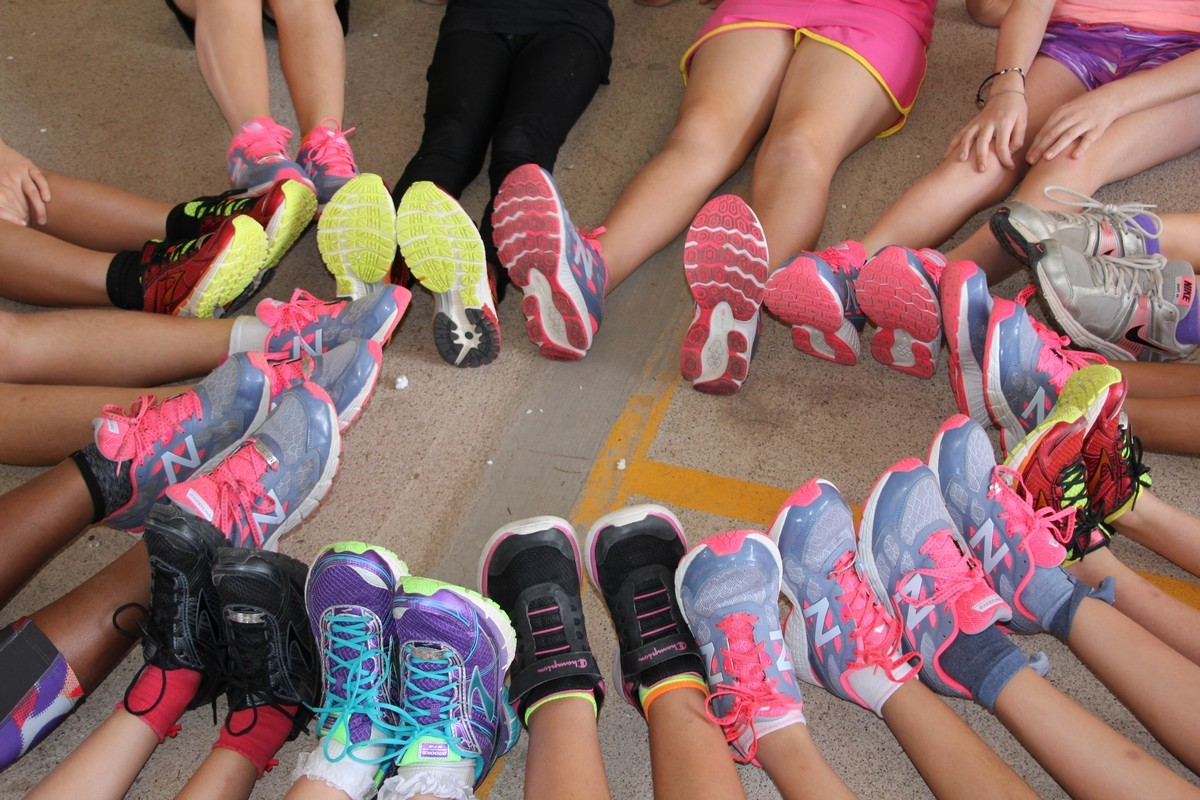 Rincon Rotary and Fleet Feet Partner Up for Girls on the Run