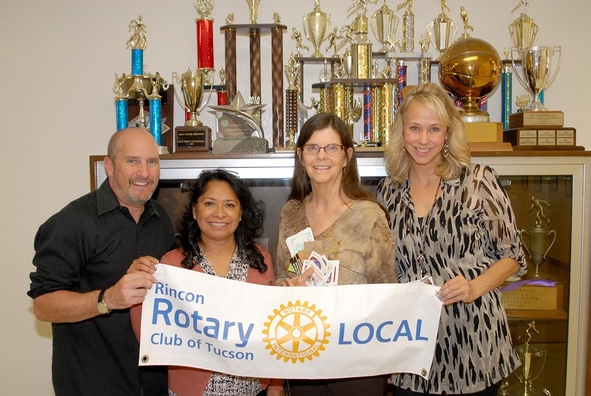 Rincon High builds a positive school culture with help from the Rincon Rotary.